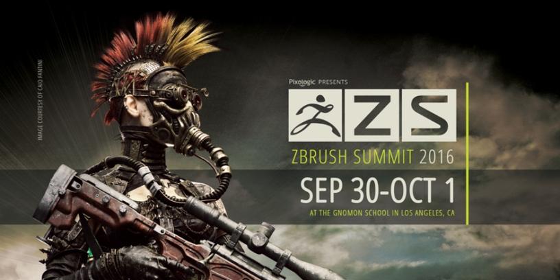 ZBrush Summit 2016 – VFX ONLINE