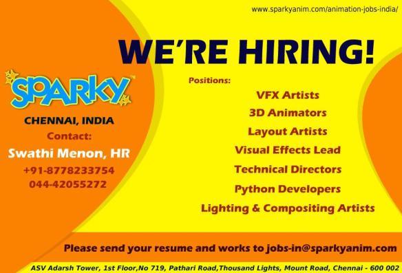 Jobs In India Vfx Online Page 4