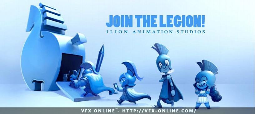 Ilion Animation Studios are Hiring in Madrid, Spain – VFX ONLINE