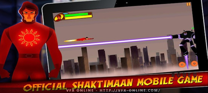 Shaktimaan The Game (2017): India's first superhero – VFX ONLINE