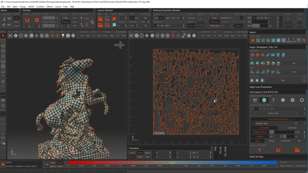 Rizom-Lab Updates and Renames its Unfold3D Software Suite to