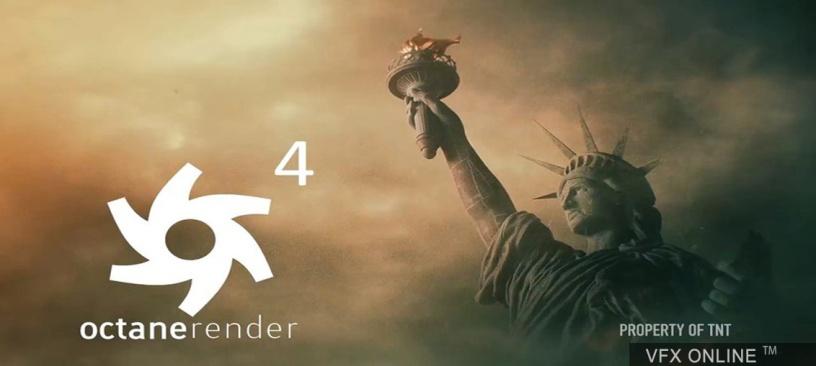 Octanerender 4 real time 3d rendering vfx online for 3d rendering online