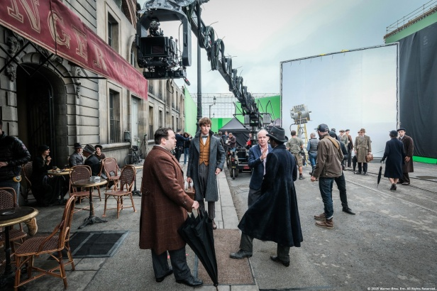 Fantastic Beasts: The Crimes of Grindelwald Visual Effects