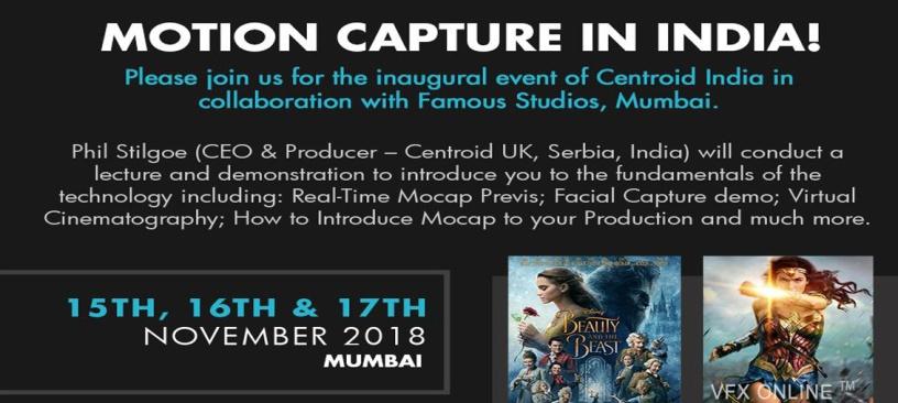 Centroid India Inaugural Event in Mumbai, India – VFX ONLINE