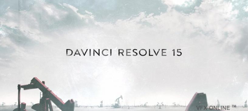 Tutorials: New Davinci Resolve 15 Training Videos from